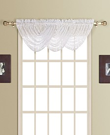 "New Rochelle 44"" X 38"" Waterfall Valance"