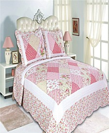 Emily Full/Queen Quilt Set