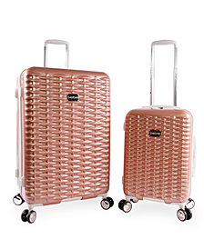 Bebe Lydia 2-Piece Luggage Set