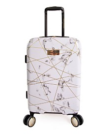 "Juicy Couture Vivian 21"" Hardside Spinner Suitcase"