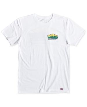 Quiksilver T-shirts MEN'S ALA MOANA GRAPHIC-PRINT T-SHIRT