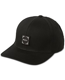 RVCA Men's Flex-Fit Scores Hat