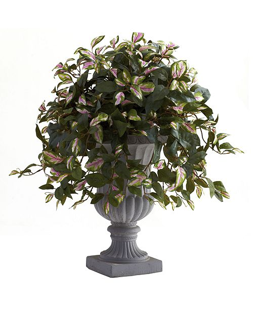 Nearly Natural Hoya Artificial Plant w/ Decorative Urn