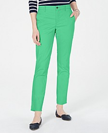 Hampton Straight-Leg Pants