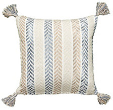 LR Home Altair Oceanside Throw Pillow