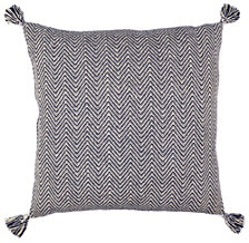 LR Home Double Chevron Large Floor Pillow