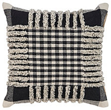 LR Home Pinstripe Throw Pillow