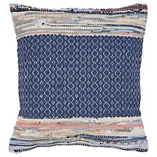 LR Home Diamond Shape Throw Pillow