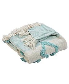 Soft Geometric Decorative Throw Blanket