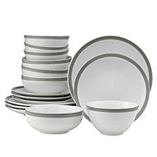 Ridgemont 16Pc Dinnerware Set