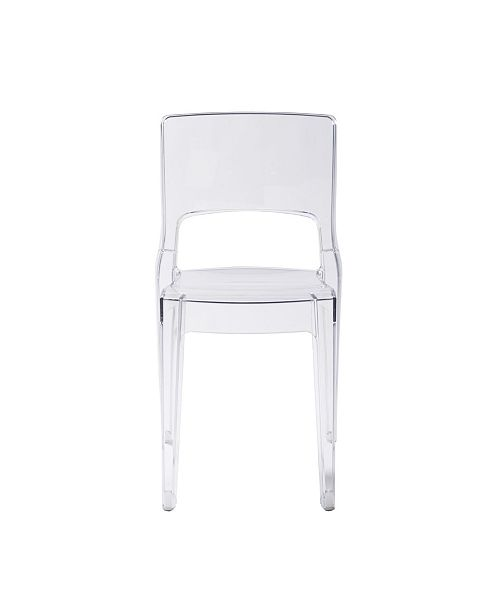 Euro Style Isy Side Chair - Set Of 4
