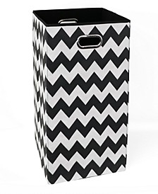 Bold Solid Folding Laundry Bin