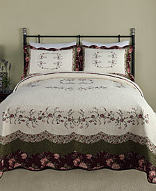 Modern Heirloom Brooke Bedspread-Queen