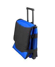 60 Can Collapsible Insulated Rolling Cooler