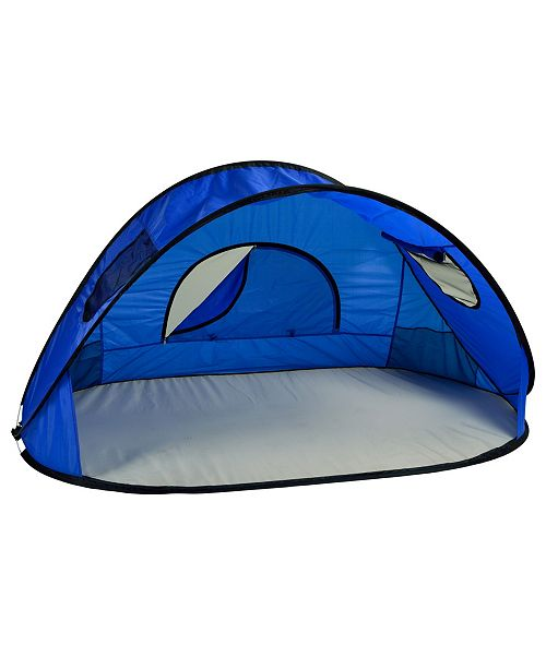 the best attitude 8c576 8b6ba Family Size Instant Easy Up Beach Tent Sun Shelter with Carrier