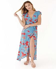 Plum Pretty Sugar Jalina Wrap Dress