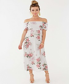 Plum Pretty Sugar Midi Dress