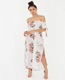 Ties Maxi Dress