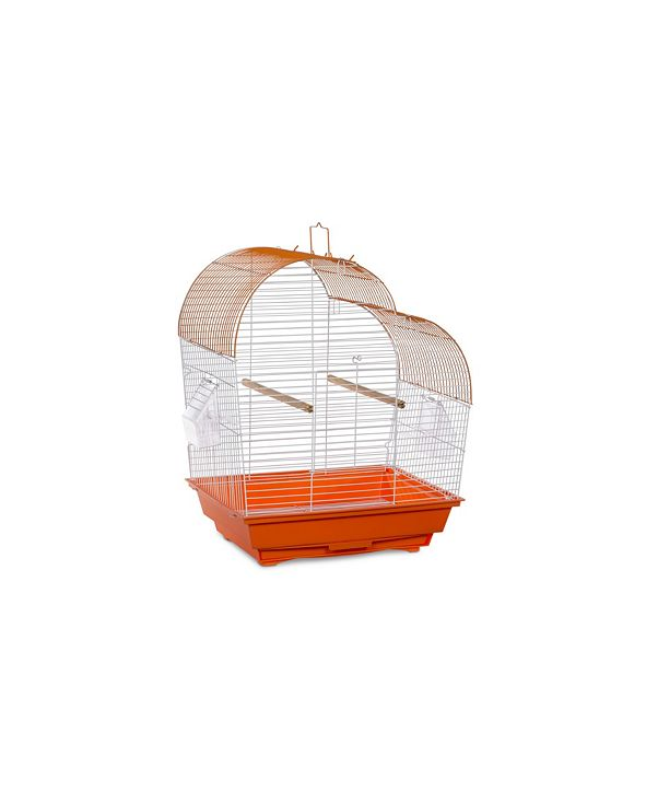 Prevue Pet Products Palm Beach Waterfall Roof Budgie Cage