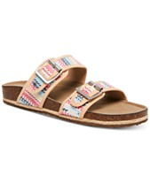3e812c0d98472f Madden Girl Bundles Double-Band Footbed Sandals