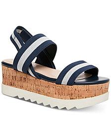 Madden Girl Simonee Flatform Sandals