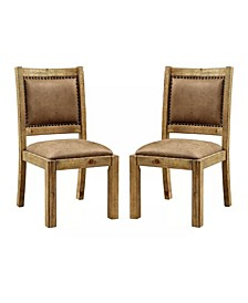 Quillis Contemporary Dining Chair (Set of 2)