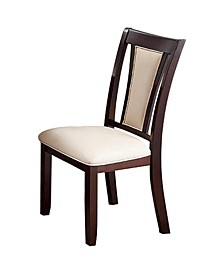 Melott Transitional Dining Chair (Set of 2)
