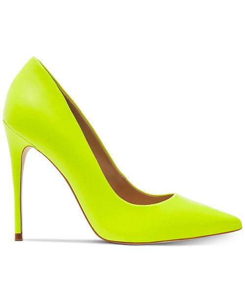 4fbf0516597a3 Steve Madden Daisie Pumps & Reviews - Pumps - Shoes - Macy's