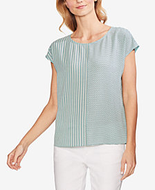 Vince Camuto Textured Top
