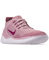 6f4bef629aa93 Nike Women s Free Run 2018 Running Sneakers from Finish Line