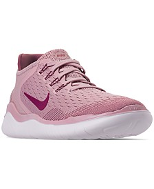 Nike Women's Free Run 2018 Running Sneakers from Finish Line