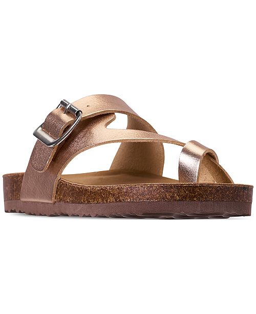 Steve Madden Little Girls' Waive Sandals from Finish Line