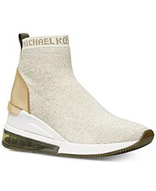 MICHAEL Michael Kors Skyler Bootie Extreme Sneakers
