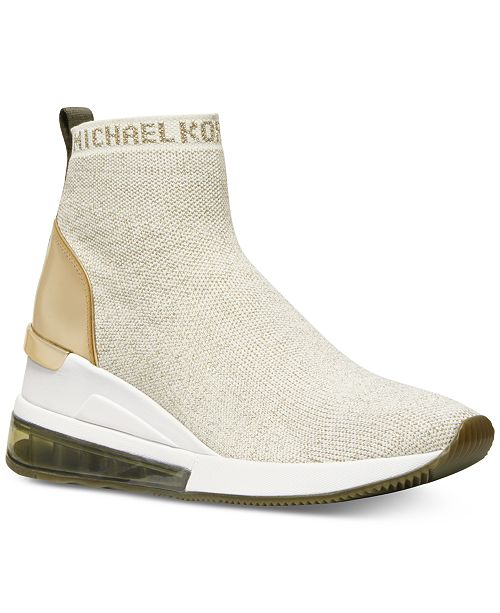 ce8b97c23ba Michael Kors Skyler Extreme Sneakers  Michael Kors Skyler Extreme Sneakers  ...