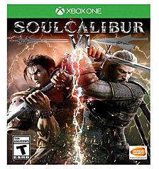 Xbox 1 Soul Calibur VI