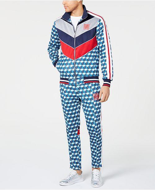 Reason Men's Apex Track Master Track Suit