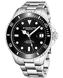 Stuhrling Original Men's Automatic Diver Watch