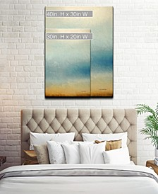 Elude Abstract Canvas Wall Art Collection
