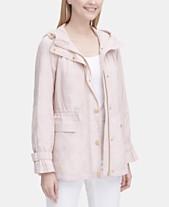c339f39dcb6 Calvin Klein Jackets for Women - Macy s