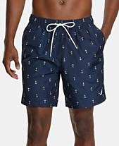 14283d2fd87 Nautica Men s Quick-Dry Anchor-Print 8