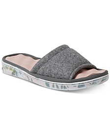 Women's Wool Inspired Slide, Online Only