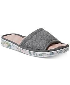 Dearfoams Wool Inspired Slide