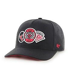 Chicago Bulls Diamond Patch CAPTAIN DT Cap