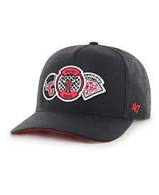 '47 Brand Chicago Bulls Diamond Patch CAPTAIN DT Cap