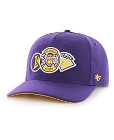'47 Brand Los Angeles Lakers Diamond Patch CAPTAIN DT Cap