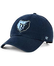 '47 Brand Memphis Grizzlies CLEAN UP Cap