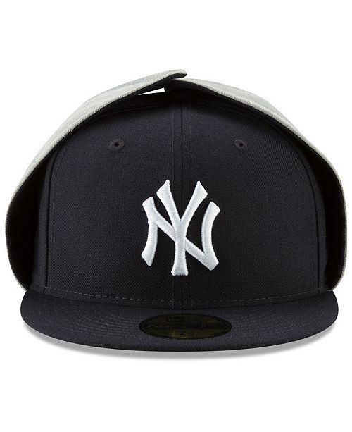 235f83313c7 New Era New York Yankees Team Color Dogear 59FIFTY-FITTED Cap ...