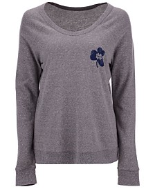 Retro Brand Women's Notre Dame Fighting Irish Lightweight Haachi Sweatshirt