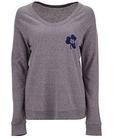 Retro Brand Women's Notre Dame Fighting Irish Lightweight Haachi Sweatshirt