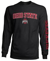 Colosseum Men s Ohio State Buckeyes Midsize Slogan Long Sleeve T-Shirt 750df77cf